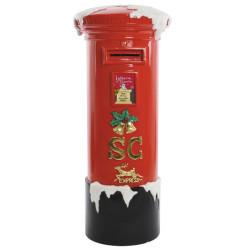 Boite aux lettres en résine de 100 cm utilisable en intérieur comme en extérieur
