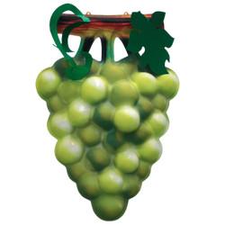 Grappe de raisins géante de 90 cm