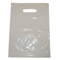 Sac plastiques blanc 50x50 cm