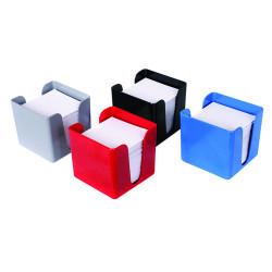 Distributeur Papier cube blanc