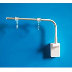 Potence Magnétique Articulée pour cadre PVC