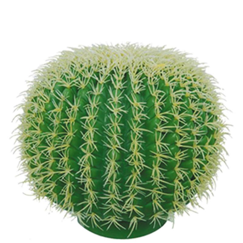 Cactus artificiel en boule 31 cm