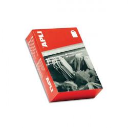 Etiquettes à fil 18 x 29 mm