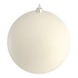 Sachet de 12 boules blanche Ø 80 mm
