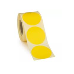 Étiquette adhésive fluo (boite de 500)