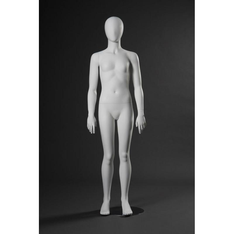 Mannequin Junior Fille 10-12ans fille Tête stylisée