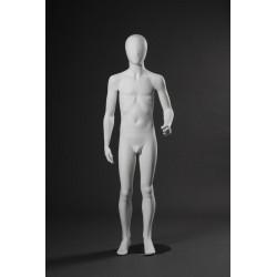 Mannequin Junior Garçon 6-8ans Tête stylisée
